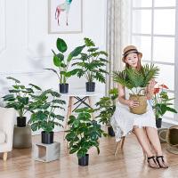 北欧风格仿真植物装饰小盆栽摆件家居室内客厅盆景创意摆设