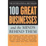 【预订】100 Great Businesses and the Minds Behind Them