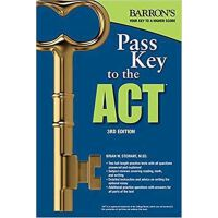 PASS KEY TO THE ACT, 3RD ED,PASS KEY TO THE ACT, 3RD ED