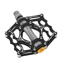 山地车轴承脚踏铝合金超轻快拆自行车脚踏死飞脚蹬子踏板单车配件新品