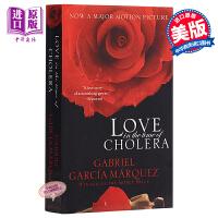 【中商原版】霍乱时期的爱情英文原版小说 英文版 Love in the Time of Cholera 马尔克斯 百年