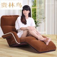 单人布艺沙发组合 客厅小户型折叠沙发床 榻榻米懒人沙发Y 180*60*18CM