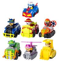 汪汪队立大功PAW PATROL儿童玩具车小狗狗巡逻队男女孩益智玩具正版仿真模型丛林系列小赛车