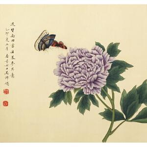 G108  吴淑娟《花恋蝶》