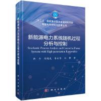 新能源电力系统随机过程分析与控制
