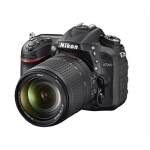 尼康D7200单反套机AF-S DX 18-140mm f/3.5-5.6G ED VR防抖镜头