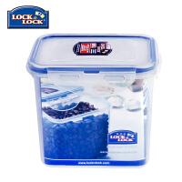 乐扣乐扣保鲜盒咖啡盒密封谷物盒850ml冰箱收纳盒HPL808