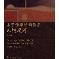 木子佳李绘画作品-天地之间李佳 著岭南美术出版社