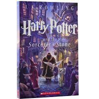【中商原版】哈利波特与魔法石 英文原版 Harry Potter and the Sorcerer's Stone 一