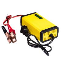 12V20AH摩托车电瓶铅酸电池充电器多功能通用快速充电器