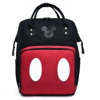 妈妈妈咪包双肩包多功能大容量时尚妈咪包孕妇外出旅行背包母婴包