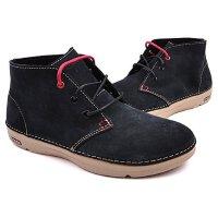 【下单立减120】男鞋高帮crocs卡洛驰绒面真皮防滑平衡迪森沙漠靴|14669 迪森沙漠靴