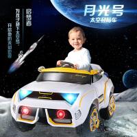 儿童电动车四轮童车可坐人男女孩宝宝带遥控小孩车子婴幼儿1-3岁