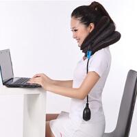 颈椎牵引器三层全绒舒适面料家用护理颈椎矫正