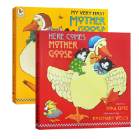 My Very First Mother Goose(by Rosemary Wells, 2 Books)我的第一本