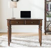 美式书桌欧式写字桌笔记本电脑学习桌白色办公桌田园书房书桌 否