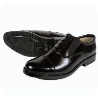 户外军迷 三接头皮鞋 07式军官校尉常服皮鞋正装商务皮鞋男鞋 军迷军靴