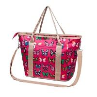 时尚妈咪包多功能大容量妈妈包斜挎包外出母婴包孕妇包待产袋