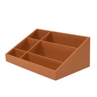 办公用品文具收纳盒创意时尚桌面分类多功能置物架