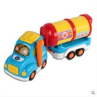 VTech伟易达神奇轨道车玩具小汽车儿童玩具车轨道车油罐车会员