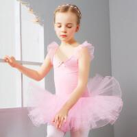 儿童舞蹈服装吊带幼儿体操服少儿练功服演出服芭蕾舞服
