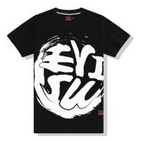 Evisu福神潮牌夏季男士短袖T恤 34-5-6-538010
