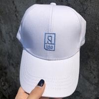 偶像练习生蔡徐坤同款帽子街舞个性嘻哈棒球帽英文字母鸭舌帽夏季 可调节