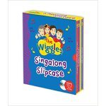 【预订】The Wiggles: Singalong Slipcase: Includes 4 Wiggly Lift