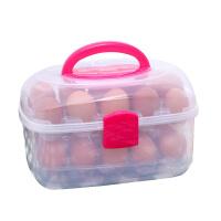 卡秀双层30格鸡蛋保鲜收纳盒/鸡蛋盒(KX605)