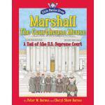 【预订】Marshall, the Courthouse Mouse: A Tail of the U. S. Sup