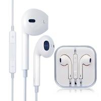 苹果/三星/HTC手机耳机 入耳式线控耳机立体声重低音/音量调节/带麦克接听电话苹果安卓通用