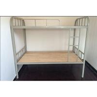 上下床铁床双层床上下铺学生员工床宿舍床铁架床高低床 1200mm*2000mm 只有高低床