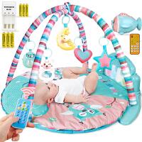 婴儿玩具健身架宝宝脚踏钢琴儿童益智玩具 婴幼儿新生儿男孩女孩音乐健身0-1岁礼物