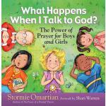 【预订】What Happens When I Talk to God?: The Power of Prayer f