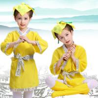 古装儿童汉服国学服服装幼儿国学班书童弟子规舞台演出学童孔子服