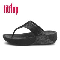 Fitflop Lulu SimmerSuede 505-001 进口正品 韩国直邮 女款真皮人字拖