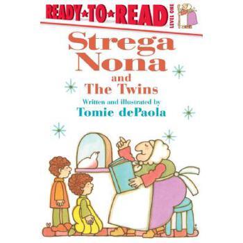 【预订】Strega Nona and the Twins 预订商品,需要1-3个月发货,非质量问题不接受退换货。