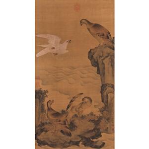 E1455 蒋廷锡 款《群英荟萃》(嘉庆御览之宝,并有多位名家收藏印章)