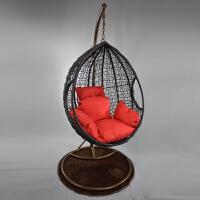 吊椅吊篮藤椅室内阳台吊床秋千椅单人鸟巢懒人沙发摇篮椅欧式p