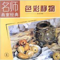 名师画室经典:色彩静物(4)