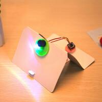 小学生科技制作 科学实验材料科普器材DIY手工电路玩具自制抢答器
