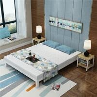 铁床简易双人床单人床简约现代1.5米经济型铁床架铁艺床1.8米