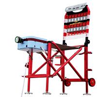 望海2018新钓椅折叠轻便多功能台钓椅加厚配件加强版钓鱼凳钓鱼椅 标准套餐