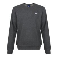 Nike耐克2018年新款男子运动长袖圆领保暖卫衣套头衫AA3178-071