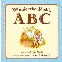 Winnie-the-Phooh's ABC[Boardbook]小熊维尼的ABC[卡板书]ISBN978052547