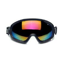 沙漠风镜大视野可卡近视 防紫外线滑雪眼镜滑雪镜防护镜骑行镜可卡近视防风镜