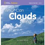 美国国家地理学习自我探索阅读系列 What Can Clouds Bring? 风能带来什么? 幼儿园&小学