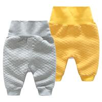 男童裤子1岁2个月男宝宝新款冬季休闲加厚长裤中小童秋冬装