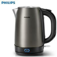 Philips/飞利浦 HD9338电热水壶304不锈钢家用保温自动断电 食品级不锈钢
