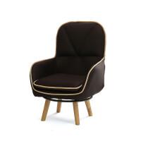 单人孕妇喂奶椅子靠背哺乳椅小户型可拆洗懒人折叠沙发卧室椅